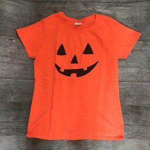 Pumpkin Jack O Lantern Halloween Shirt Medium